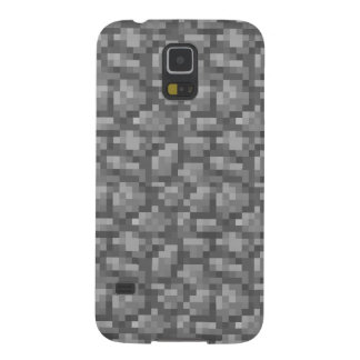 Cobble Voxel Galaxy S5 Cases