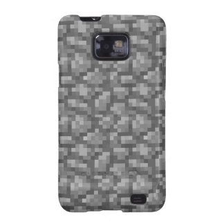 Cobble Voxel Galaxy SII Case