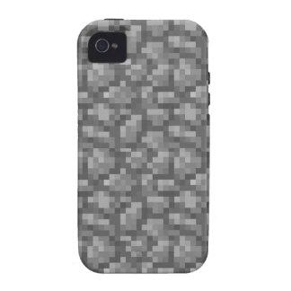 Cobble Voxel iPhone 4 Cases