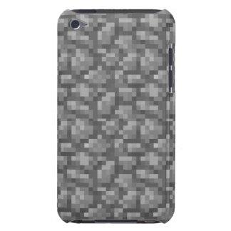 Cobble Voxel iPod Touch Case-Mate Case