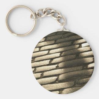 Cobbled Street Keychain
