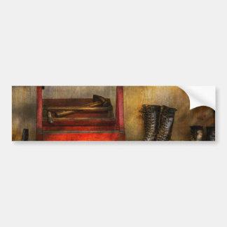 Cobbler - Life of the cobbler Bumper Sticker