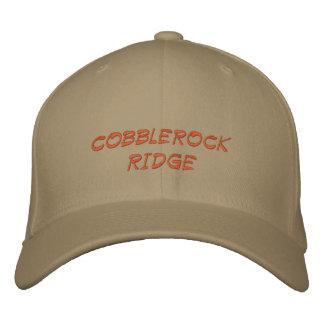 COBBLEROCK RIDGE EMBROIDERED HAT