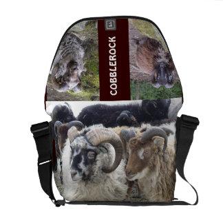 COBBLEROCK SHETLAND RAM BAG MESSENGER BAGS