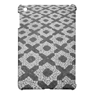 Cobblestone perns iPad mini covers