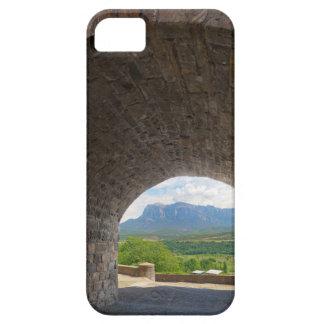 Cobblestone road, Pyrenees mountains iPhone SE/5/5s Case