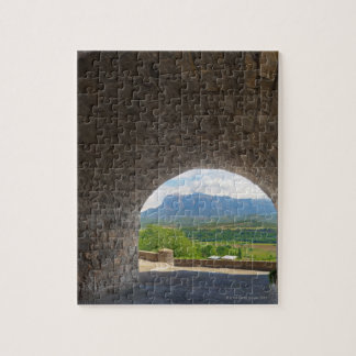 Cobblestone road, Pyrenees mountains Puzzles