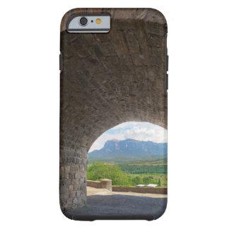 Cobblestone road, Pyrenees mountains Tough iPhone 6 Case