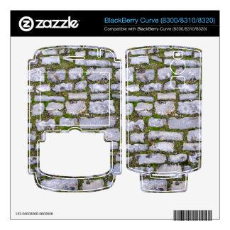 Cobblestone Skin For BlackBerry Curve