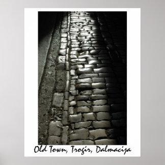 Cobblestones Poster