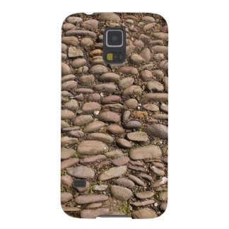 Cobblestones Stable Courtyard Cotehele Cornwall UK Case For Galaxy S5