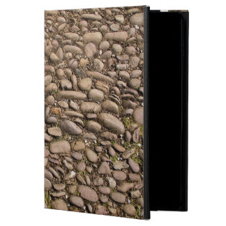 Cobblestones Stable Courtyard Cotehele Cornwall UK Powis iPad Air 2 Case