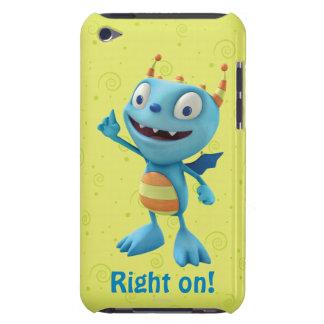 Cobby Hugglemonster 1 Case-Mate iPod Touch Funda