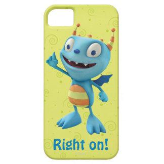 Cobby Hugglemonster 1 Funda Para iPhone SE/5/5s