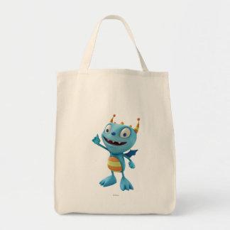 Cobby Hugglemonster 1 Tote Bag