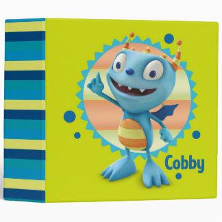 Cobby Hugglemonster 2 Binder
