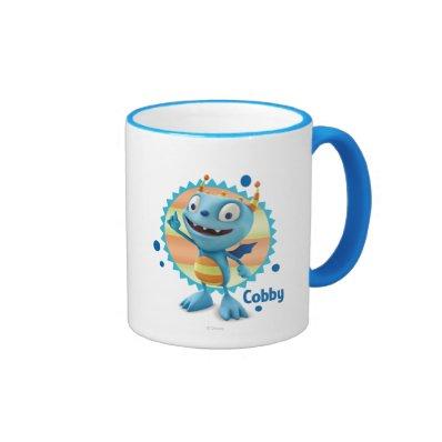 Cobby Hugglemonster 2 Coffee Mugs