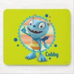 Cobby Hugglemonster 2 Tapetes De Raton