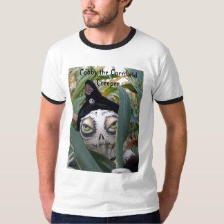 Cobby la camiseta de la enredadera del campo de camisas