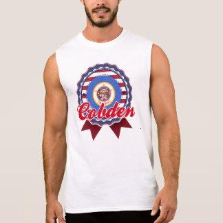 Cobden, manganeso camisetas sin mangas