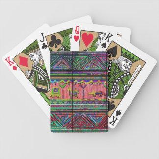 """""""Cobertor Nativ"""" playing Cards"""