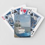 Cobh Ireland Boat Card Deck