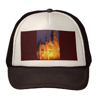 Cobh Ireland Cathedral Mesh Hats