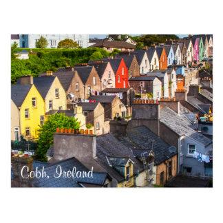 Cobh, Irlanda Tarjeta Postal