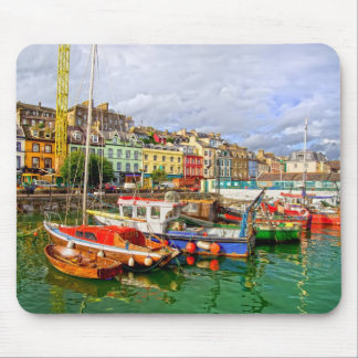 Cobh Port in Ireland Mouse Pad