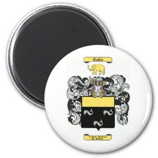 Coble 2 Inch Round Magnet