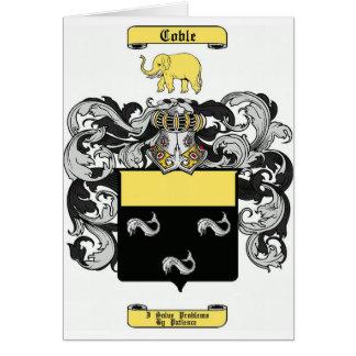 Coble Card