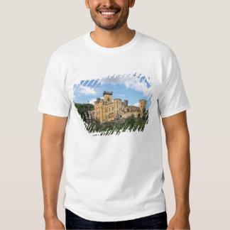 Coblenza, Alemania, castillo de Stolzenfels, Polera