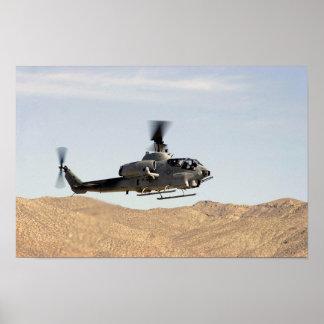 Cobra AH-1 Impresiones