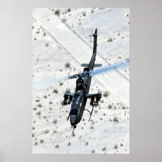 Cobra AH-1 Póster