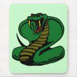 Cobra Alfombrillas De Ratones
