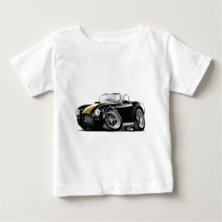 Cobra Black-Gold Car Baby T-Shirt