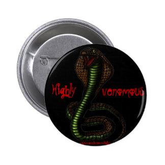 Cobra button design