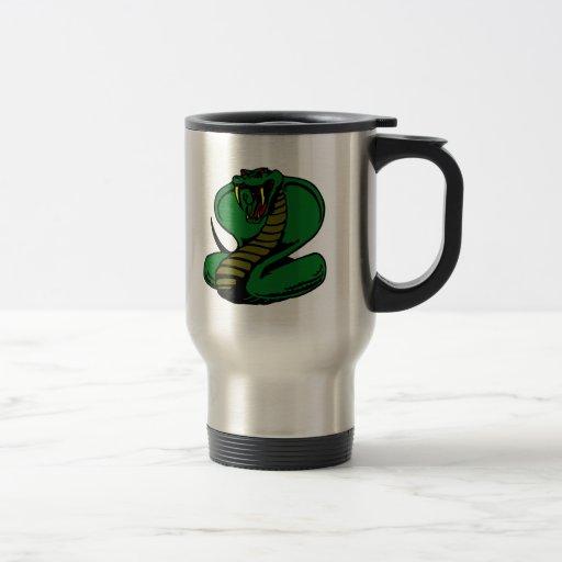 Cobra Coffee Mugs