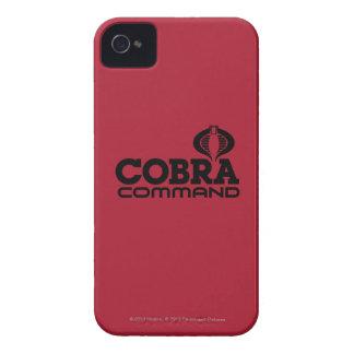 Cobra Command iPhone 4 Case