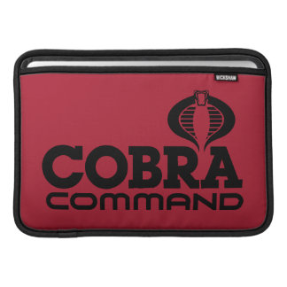 Cobra Command MacBook Sleeve