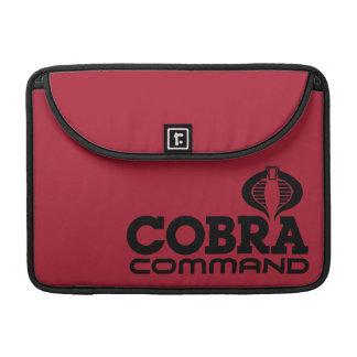 Cobra Command Sleeves For MacBooks