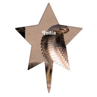 Cobra de la India Decoraciones De Tartas