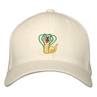 Cobra Embroidered Baseball Hat