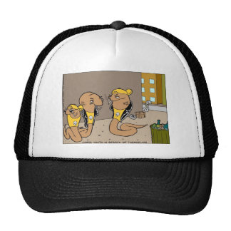 Cobra Gangs Funny Gifts & Collectible Trucker Hats