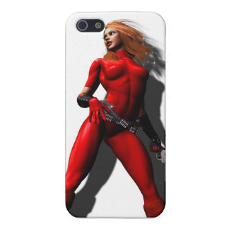 Cobra girl iPhone 5 cases
