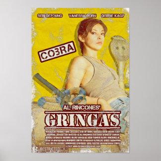 Cobra - Gringas Movie Poster