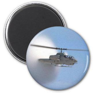 cobra helicopter magnet