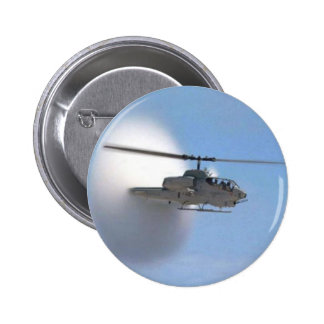 cobra helicopter pinback button