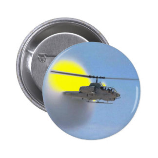 cobra helicopter pinback buttons