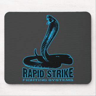 Cobra - huelga rápida alfombrilla de ratón